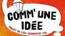 Café associatif de Comm'une idée 13
